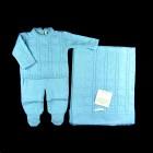 Saída Maternidade Macacão e Manta Links Petit Mouton - 038233