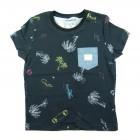 T-shirt Estampa Coqueiros Colcci Fun - 035200