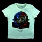 T-shirt Estampa Lavada Colcci Fun - 035195