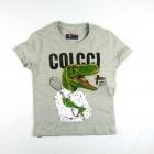 T-shirt Manga Curta Masculina Estampada Colcci Fun - 035196