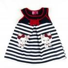 Vestido Baby Listras Turma da Malha - 034961