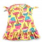 Vestido com estampa de sorvetes - Anime - 041757