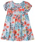 Vestido com estampa floral - Brandili - 040567