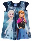 Vestido com estampa Frozen - Brandili - 040348