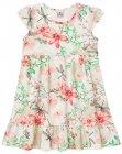 Vestido estampado com flores - Brandili - 040598