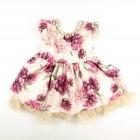 Vestido Jacquard Estampado Cattai - 032060