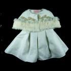 Vestido Luxo e Capa Bordados Pituchinhu's - 038149