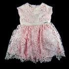 Vestido Renda e Flores Animê Petite - 036133