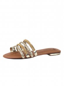 Chinelo Griffe Shoes Pedras