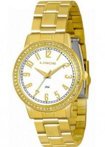 Relógio Lince LRG4258L Strass