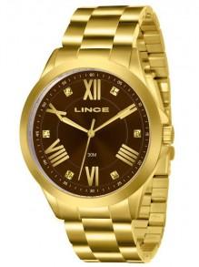 Relógio Lince LRGJ046L Strass