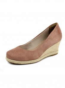Sapato Bebecê Anabela Trama