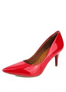 Sapato Bebecê Verniz