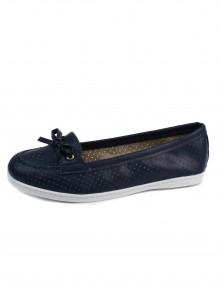 Sapato Moleca Dockside Laço