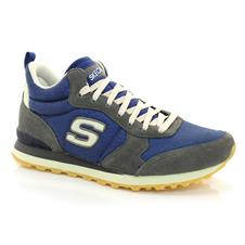 Tênis Cano Alto Skechers Early Grab
