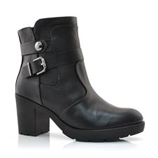 Ankle Boot Com Salto Alto Ramarim