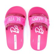 Chinelo Slide Infantil Ipanema Barbie