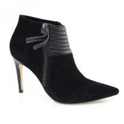 Ankle Boots De Couro Suzzara