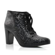 Ankle Boots De Glitter Vivaice