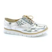 Sapato Oxford Metalizado Suzzara