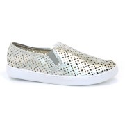 Slip On Metalizado Suzzara