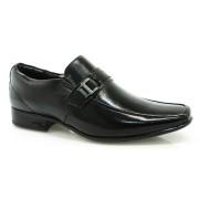 Sapato Social Masculino De Couro Jota Pe