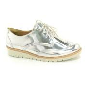 Sapato Oxford Prata Ramarim