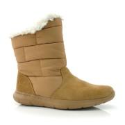 Ankle Boots De Couro Skechers Go Walk