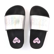 Chinelo Slide Infantil Barbie Glamour