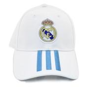Boné Branco Com Azul Adidas 3s Real Madrid
