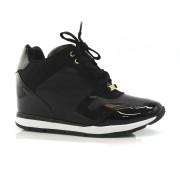Sneaker Vizzano Preto Ou Branco