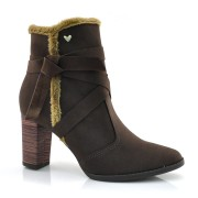 Ankle Boots Marrom Mississipi