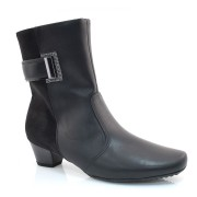 Ankle Boots Preto Piccadilly