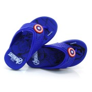Chinelo Infantil Avengers Soldiers
