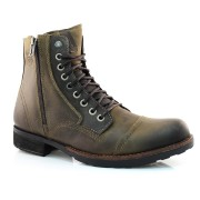Bota Adventure De Couro Masculina Free Way