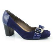 Sapato Scarpin Feminino Usaflex