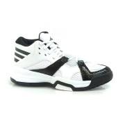 Tênis Adidas First Step Branco Com Preto
