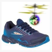 Tênis Infantil Klin Drone Mania + Brinde