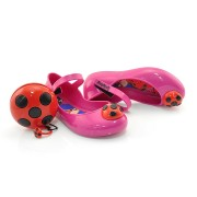 Sapatilha Ladybug Miraculou + Brinde