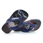 Chinelo Havaianas Infantil K. Max Herois