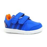 Tênis Infantil Azul Adidas Lk Trainer