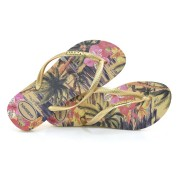 Chinelo Havaianas Feminino Slim Tropical