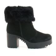 Ankle Boots Cravo E Canela
