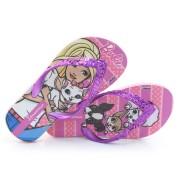 Chinelo Infantil Ipanema Barbie Glamour - 23/24 Ao 35/36