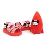 Sandália Infantil Disney Hora Do Banho + Brinde