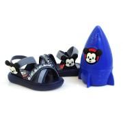 Sand�lia Infantil Disney Hora Do Banho + Brinde