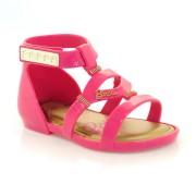 Sand�lia Infantil Barbie Glamour