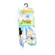 Meia Lupo Kids Adventure Time