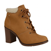 PRÉ-VENDA - Ankle Boots Salto Alto Dakota