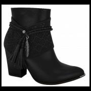 PRÉ-VENDA - Ankle Boots Salto Ramarim
